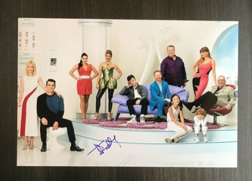* TY BURRELL * signed autographed 12x18 photo poster * MODERN FAMILY * 1
