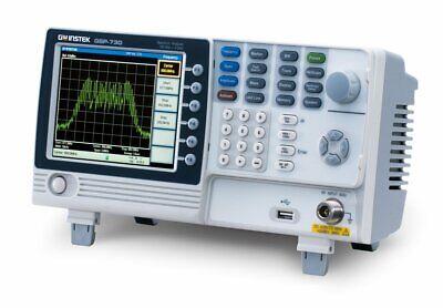 Instek Gsp-730 3ghz Spectrum Analyzer
