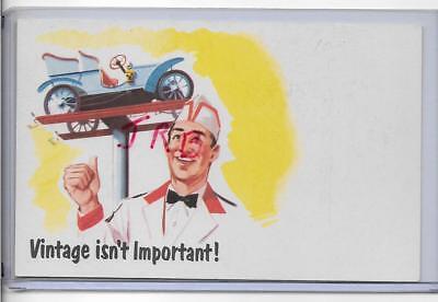 30 DAY SERVICE ALERT CARD,MODERN AUTO CO~WASHINGTON,MO