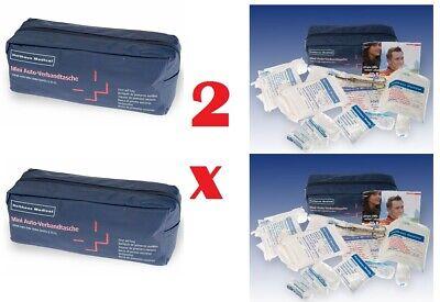 Caja Botiquin Pared HERSIG Armario Botiquin Primeros Auxilios 12 x 25 x 25 cm