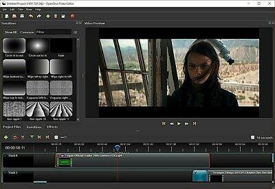Pro Video Editing Studio 2020 Software Movie Maker Cut / Split HD 4K PC MAC
