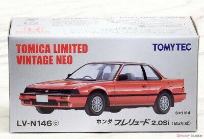 Tomytec TLV-N146c Honda Prelude 2.0Si (Red), occasion d'occasion  Expédié en Belgium
