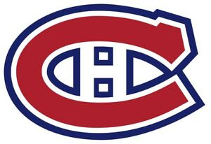 2 billets Montreal Canadiens vs Toronto Maple Leafs 9 Fev S.204