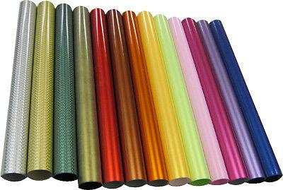 Kit Electric Siser Heat Press Transfer Vinyl - 15 X 12 - 13 Colorful Rolls