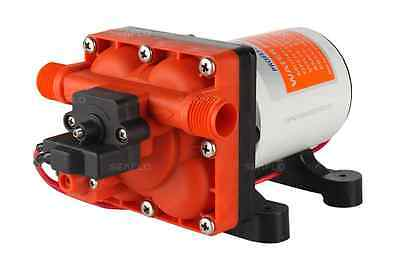 New SEAFLO 12V 3.0 GPM RV Water Pump Replaces SHURflo 4008-101-A65 Revolution