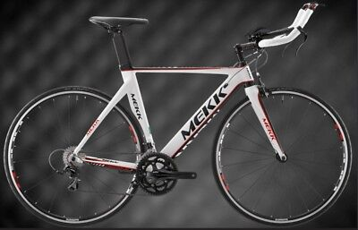 MEKK TRIPRO AL 1.5 TRIATHALON TRI TIME TRIAL ROAD BIKE 56CM RRP £1199.99
