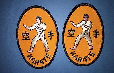 Vintage 3 Lot Taekwondo Goju Ryu Karate MMA Martial Arts TKD Uniform Patches 468
