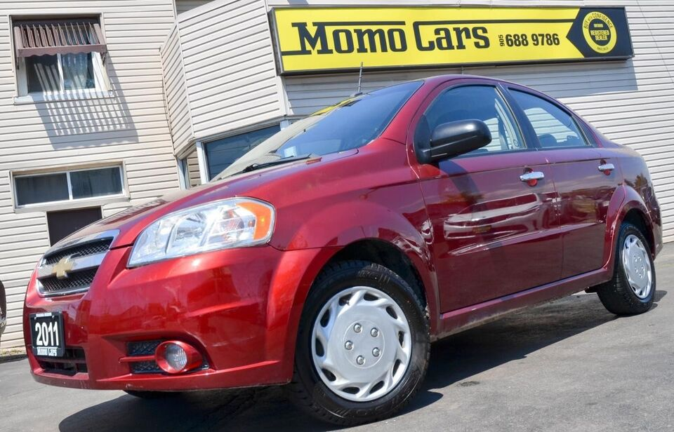2011 Chevrolet Aveo Sunroof Lowkm Only 99bi Weekly Cars