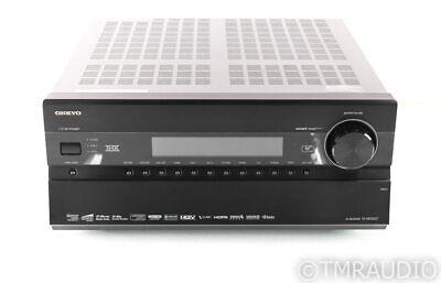 Onkyo TX-NR3007 9.2 Channel Home Theater Receiver; TXNR3007; Remote
