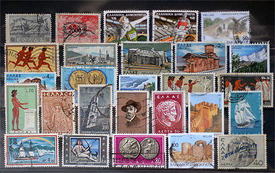 Greece-Lot stamps (ST406)