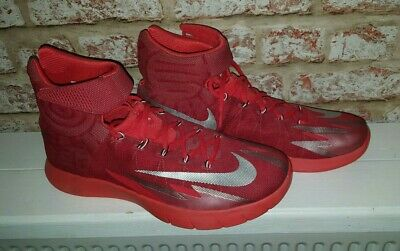 NIKE ZOOM HYPERREV  KYRIE IRVING GYM RED EDITION sz 11.5