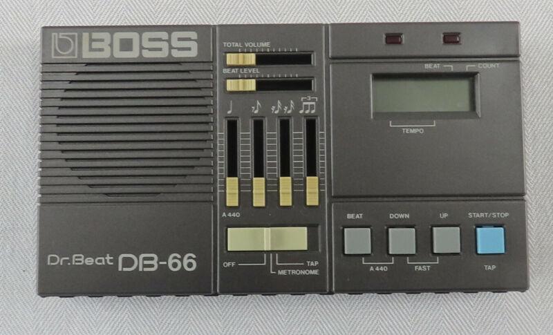 Dr. Beat DB-66 Metronome- Excellent Condition
