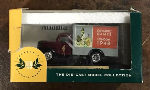Lledo Days Gone 1948 London Olympic Games 1:55 Delivery Box