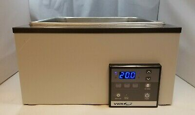 Vwr 97025-134 Digital Water Bath Variable Temperature 10l Water Bath