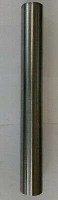 316 Stainless Steel Round Rod 1-12 X 12 Long Tgp. 1.500
