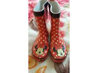 rain boots 9 girls
