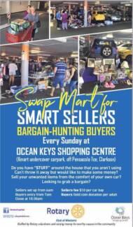 Mindarie Swap Mart at Ocean Keys Shopping Centre
