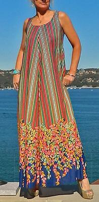 VINTAGE Pumpernickel Fashions for Today 1960s-70s Original Bohemian Retro Dress