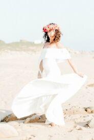 £1200 Wedding dress