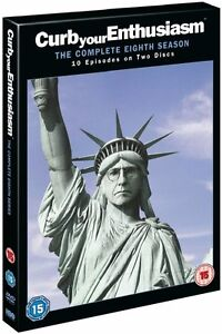 Curb Your Enthusiasm - Complete HBO Season 8 [DVD] BRAND NEW UK