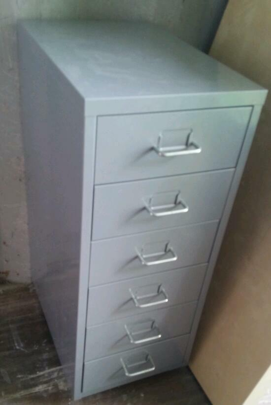 ikea metal chest of drawers in gateshead tyne and wear
