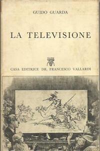 Guido-Guarda-La-Televisione-Vallardi-Milano-1959
