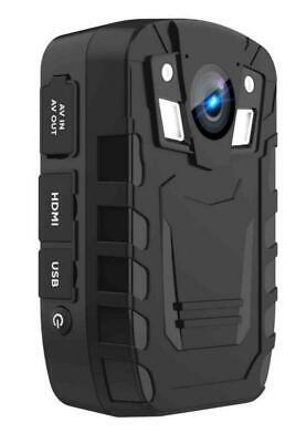 1296p Professional Body Camera night-vision rec Police Cam Security Doormen SIA