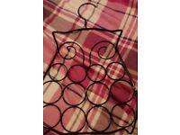 Owl scarf hanger