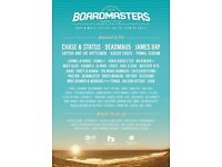 Boardmasters Standard Weekend Ticket (Thursday-Sunday)