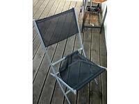 Free foldable chair or scrap metal