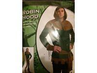 Fancy Dress Robin Hood Outfit. Size 42/44