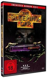 The Sleeping Car - American Horror Cult FSK 18  DVD NEU