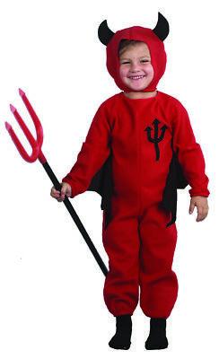 Teufelskostüm Halloween für Jungen - Teufel Kostüm Junge
