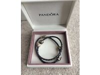 Genuine NEW Pandora bracelet x4 charms