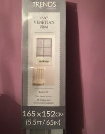 Brand New Unopened PVC Venetian Blind