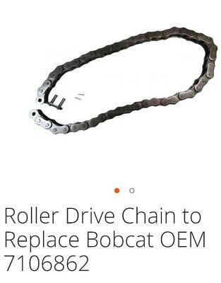 New Bobcat Roller Chain A300 A770 S220 S300 S630 S650 S750 S770 6690988