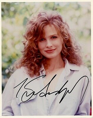 Kyra Sedgwick Signed Photo   The Closer