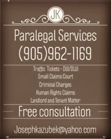 Jk paralegal services
