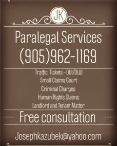 Jk paralegal services