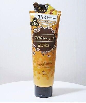 Honeyce Honey Deep Moist Repair Hair Pack 200g/7oz Japan 8 honey ingredients추