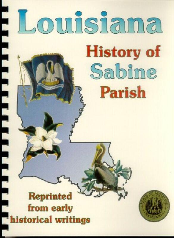 History of Sabine Parish Louisiana