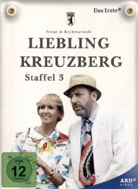 Liebling Kreuzberg - Staffel 3 * NEU OVP * 3 DVDs