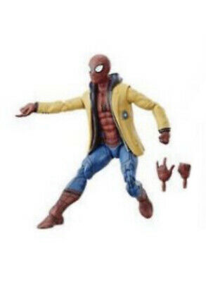 Marvel Legends Spider-Man Homecoming Spider-Man Mary Jane 2 Pack Target