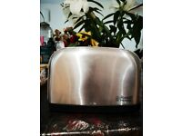 Russell Hobbs 2-Slice Toaster Stainless Steel Silver