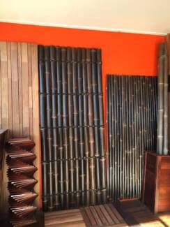 Wanted: Re - oil Bamboo Fencing Panels 1.8m x 900 $28.00/each