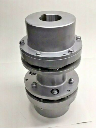 Rexnord 91040702 High-Speed/Torque Disc Coupling 375S71-2.50-2.875-7.00 #350/S71
