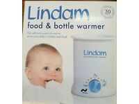 Lindam Bottle Warmers
