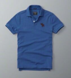 Brand New with tags, Mens Abercrombie & Fitch Polo, 100% Genuine.
