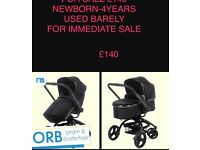 Mothercare buggy stroller