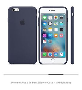 iPhone 6+/6S+/7+ Silicone Case